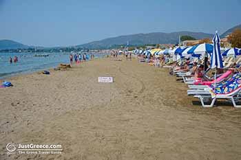 Laganas Zakynthos - Ionian Islands -  Photo 1 - Foto van JustGreece.com
