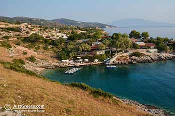 Mikro Nisi Zakynthos - Ionian Islands -  Photo 1 - Foto van JustGreece.com