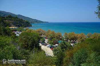 Porto Azuro (Porto Zorro) Vassilikos Zakynthos - Ionian Islands -  Photo 1 - Foto van JustGreece.com