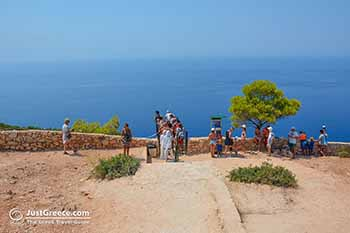 Shipwreck - Navagio Zakynthos - Ionian Islands -  Photo 1 - Foto van JustGreece.com