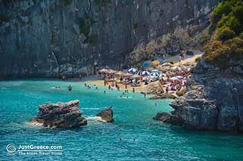 Xingia (Xigkia) Zakynthos - Ionian Islands -  Photo 3 - Foto van JustGreece.com