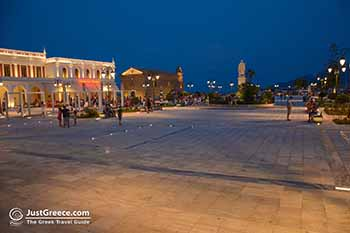 Zakynthos town Zakynthos - Ionian Islands -  Photo 3 - Foto van JustGreece.com
